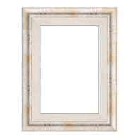 Cornice Tamara argento per foto da 40x50 cm