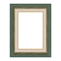 Cornice Mark verde per foto da 30x40 cm