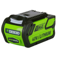 Batteria GREENWORKS in litio (li-ion) 40 V 4 Ah