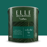 Pittura murale ELLE DECORATION 2.5 L enchanted ivy no.362