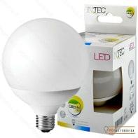 Lampadina LED, E27, Globo, Opaco, Luce naturale, 20W=1600LM (equiv 123 W), 200°