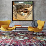 Tappeto persiano Casablanca A , colori assortiti, 160x230