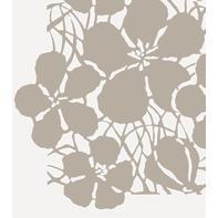 Stencil tema frutti e fiori 35 x 40 cm