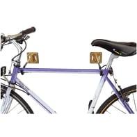 Supporto bicicletta L 9 x H 2.5 cm