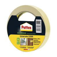 Nastro bi-adesivo PATTEX Universale 25 m x 19 mm bianco