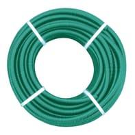 Tubo corrugato Ø 25 mm L 25 m Verde