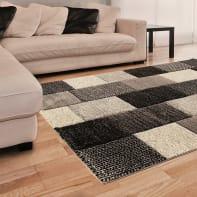 Tappeto Textures , grigio, 160x230