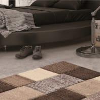 Tappeto Textures , marrone, 160x230 cm