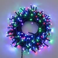 Catena luminosa 1000 lampadine multicolore Mini led 70.4 m