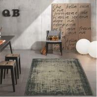 Tappeto Alfa , grigio, 160x225 cm