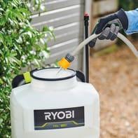 Polverizzatore a batteria RYOBI 15 L
