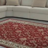 Tappeto persiano Carrera , rosso, 160x230 cm