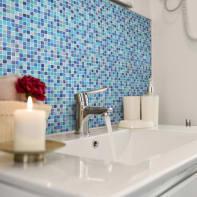 Mosaico Campione Sodalite 20 H 0.4 x L 9 cm