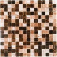 Mosaico Campione Lig Brown Chiffon 20 H 0.4 x L 9 cm