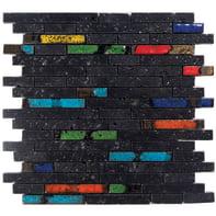 Mosaico H 0.8 x L 30 cm