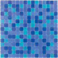 Mosaico Campione Mineral Deepblue 20 H 0.4 x L 9 cm