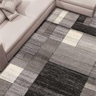 Tappeto Gabbe Square , grigio, 160x230 cm