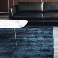 Tappeto Fluo , blu, 160x230 cm