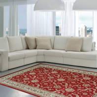 Tappeto persiano Carrera , rosso, 160x230