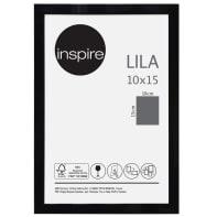 Cornice INSPIRE Lila nero per foto da 10x15 cm