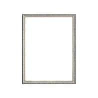 Cornice Fabriano bianco per foto da 50X70 cm