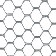 Rete plastica EXAGON, L 5 x H 1.5 m