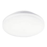 Applique Hilton LED integrato in plastica, bianco, 30W 2700LM IP65 SOVIL