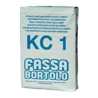 Intonaco FASSA BORTOLO KC1 25 kg