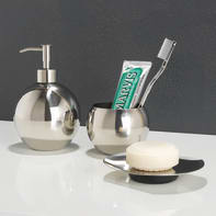 Dispenser sapone Cocò cromo