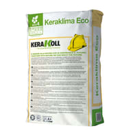Collante rasante KERAKOLL Keraklima Eco 25 kg