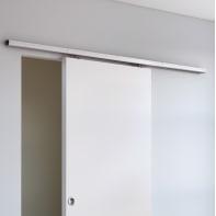 Binario per porta scorrevole Belem grigio L 1.86 m