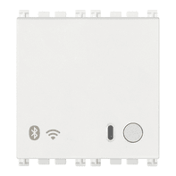 Interruttore VIMAR Gateway Bluetooth WiFi 2M bianco