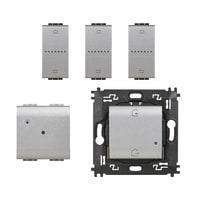 Kit tapparelle connesse BTICINO Starter Kit SNT2000KIT Livinglight smart per interno