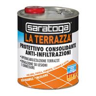 Impermeabilizzante SARATOGA La Terrazza 2,5 lt 2.5 L liquido
