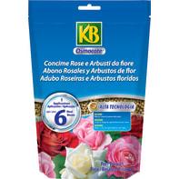Concime piante fiorite granulare KB OSMOCOTE confezionato in sacchetto (doypack) richiudibile da 750 g