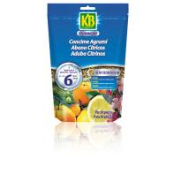 Concime per agrumi granulare Kb osmocote confezionato in sacchetto (doypack) richiudibile da 750 g