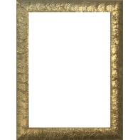 Cornice INSPIRE Chantal oro per foto da 29.7x42 cm