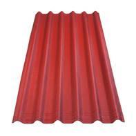 Lastra ONDULINE Easyfix in bitume 81 x 200 cm, Sp 2.6 mm rosso