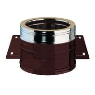 Raccordo per canna fumaria COPIASIC08 in inox 316l (elevata resistenza in condizioni climatiche estreme) Ø 80 mm
