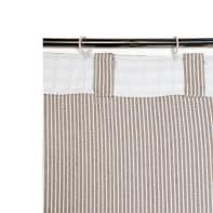 Tenda INSPIRE Naelick beige nastro tenda con anse nascoste 140 x 280 cm