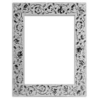 Cornice INSPIRE Fiore bianco per foto da 13x18 cm