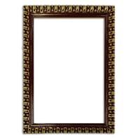 Cornice INSPIRE Cloe oro per foto da 29.7x42 cm