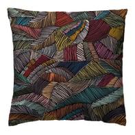 Cuscino INSPIRE Malaga multicolor 40x40 cm