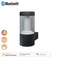 Applique SMART+ MODERN LANTERN Wall Multicolor LED integrato in alluminio, nero, 12W Luminous flux [lm] - 650 lmLM IP44 LEDVANCE