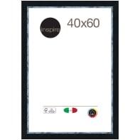 Cornice Maussane nero per foto da 40 x 60 cm