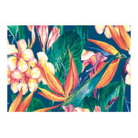 Sticker Tropical 47x67 cm