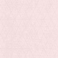 Carta da parati Couleurs&Matieres Losanga rosa