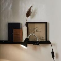 Lampada da scrivania Moderno Salta nero , in metallo, INSPIRE