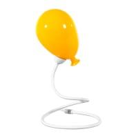Lampada da comodino Pop Palloncini giallo, in metallo