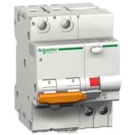 Interruttore magnetotermico differenziale SCHNEIDER SNRDOMC45C2030C 2 poli 20A